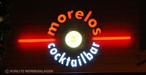 Koslitz Werbeanlagen GmbH - Neon - morelos