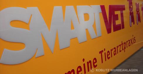 Koslitz Werbeanlagen GmbH - Werbeanlage - smartvet