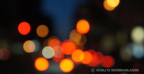 Koslitz Werbeanlagen GmbH - Lichtwerbung