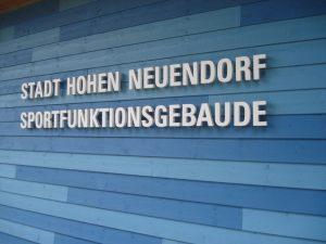 Koslitz Werbeanlagen GmbH - Sponsoring